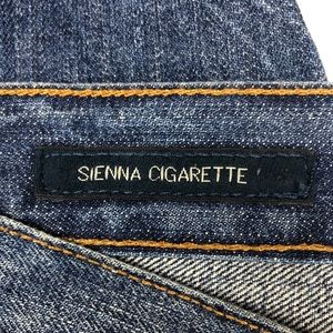 """Lucky Brand Jeans - Lucky Brand Sienna Cigarette Distressed Jeans 31"""""""